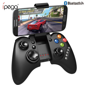 IPEGA PG 9021 Gamepad Kablosuz Bluetooth Joystick kumanda Multimedya Oyun için iPad Tablet Android/IOS Telefon oyun MTK PC TV