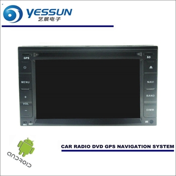 YESSUN Araba Için Android Navigasyon Hyundai Tuscani/Tiburon/Coupe SIII-Radyo Stereo CD DVD Oynatıcı GPS Navi BT HD multimedya