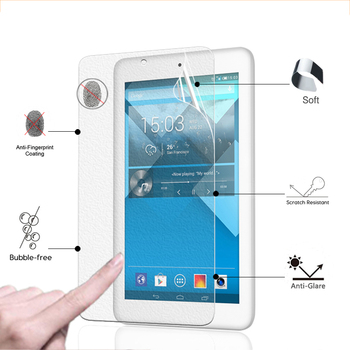 "Prim Anti-Parlama Ekran Koruyucu Mat Film Alcatel One Touch POP 7 P310X 7.0 ""tablet mat Guard paneli ile temiz araçları"