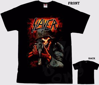 SLAYER-Amerikan thrash metal band, T_shirt, BOYUTLARı: S 6XL